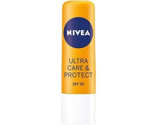 Nivea Ultra Care & Protect SPF 30 Lip Balm
