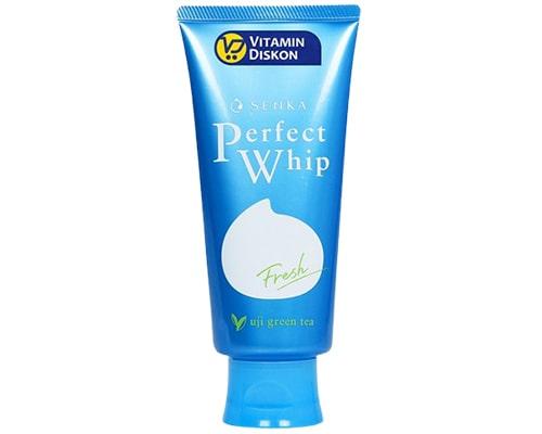 Senka Perfect Whip Fresh Anti Shine Facial Foam