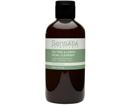 Sensatia Botanicals Tea Tree & Lemon Facial Cleanser
