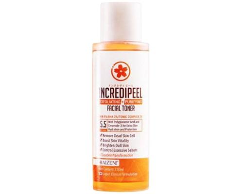 Aizen Incredipeel Exfoliating + Purifying Facial Toner