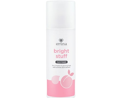Emina Bright Stuff Face Toner, Urutan Pemakaian Skincare Emina