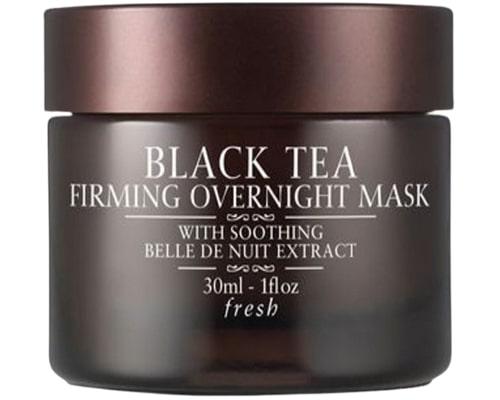 Fresh Black Tea Firming Overnight Mask, Masker Wajah Pria Untuk Kulit Kering