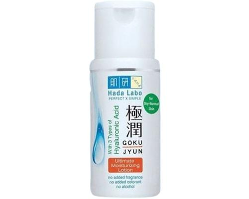Hada Labo Gokujyun Ultimate Moisturizing Lotion, Hydrating Toner Yang Mengandung Hyaluronic Acid