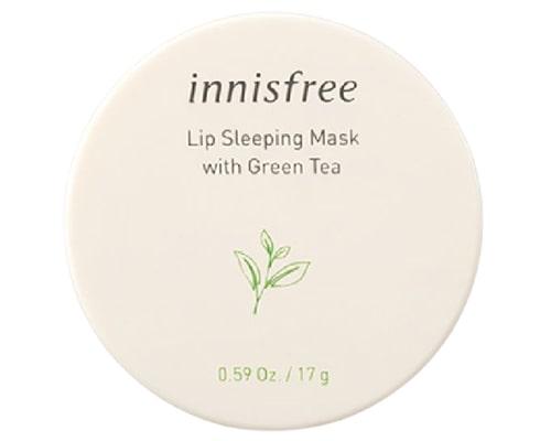 Innisfree Green Tea Lip Sleeping Mask
