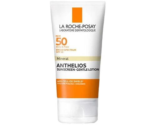 La Roche Posay Anthelios SPF 50 Mineral Sunscreen