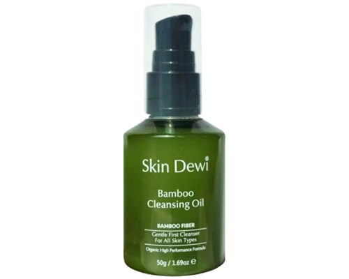 Skin Dewi Bamboo Cleansing Oil