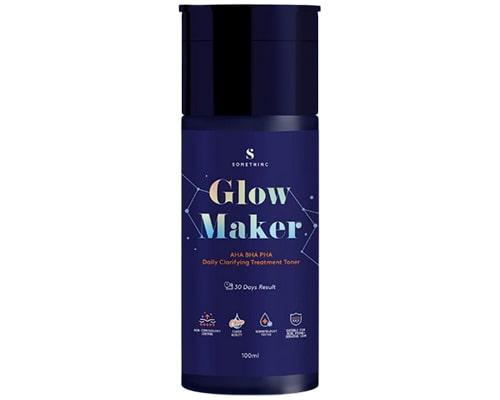 Somethinc Glow Maker AHA BHA PHA Daily Clarifying Treatment Toner