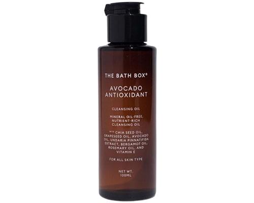 The Bath Box Avocado Cleansing Oil, Cleansing Oil Lokal Untuk Kulit Kering