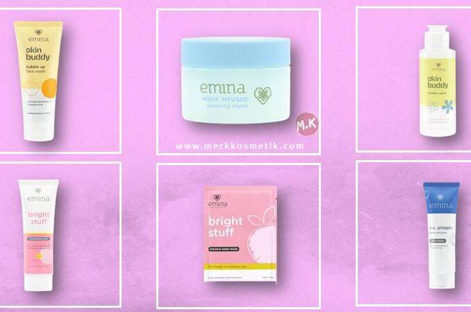Urutan Pemakaian Skincare Emina