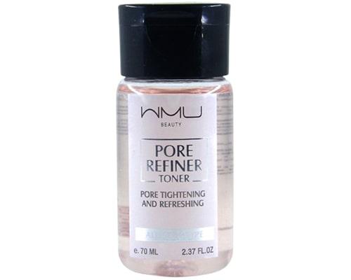 WMU Beauty Pore Refiner Toner Pore Tightening and Refreshing