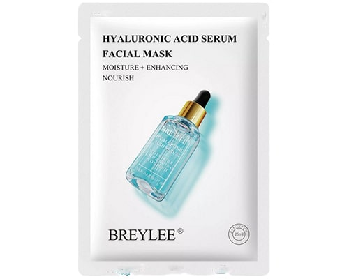 Breylee Sheet Mask Hyaluronic Acid