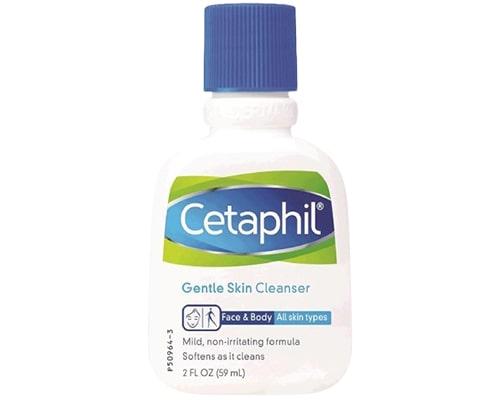 Cetaphil Gentle Skin Cleanser, Facial Wash Untuk Fungal Acne