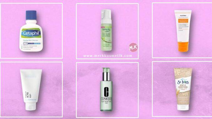 Facial Wash Untuk Fungal Acne