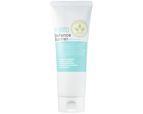 Purito Defence Barrier Ph Cleanser, Facial Wash Untuk Fungal Acne
