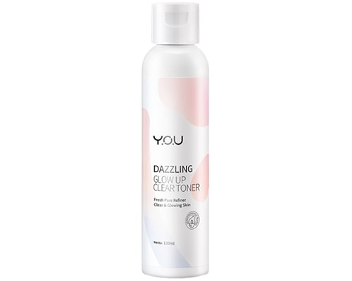 YOU Dazzling Glow Up Clear Toner