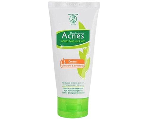 Acnes Cream Oil Control & Whitening Moisturizer