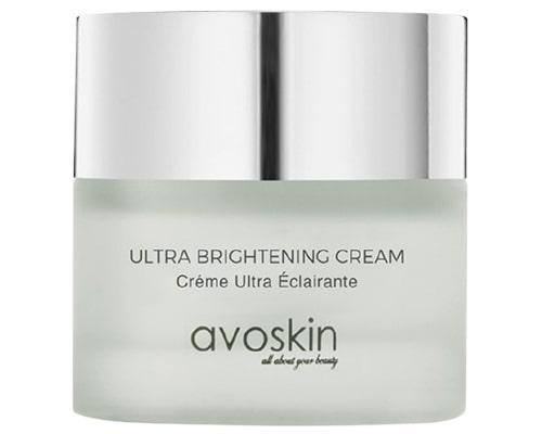 Avoskin Ultra Brightening Cream, Cream Malam Untuk Cowok
