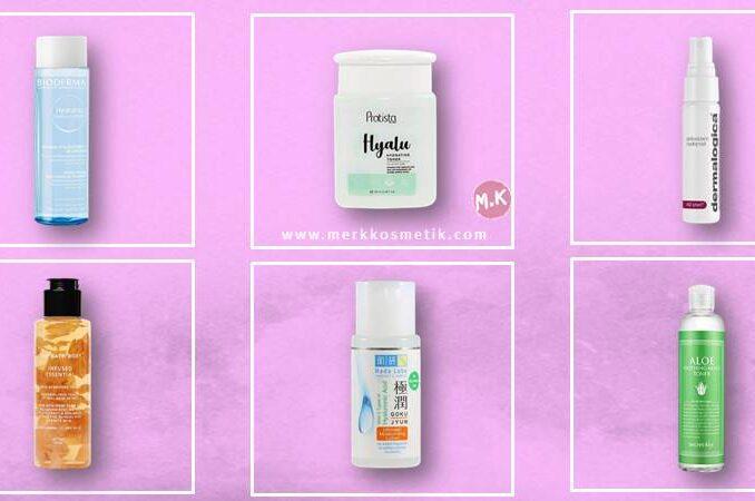 Hydrating Toner Untuk Kulit Kering Sensitif