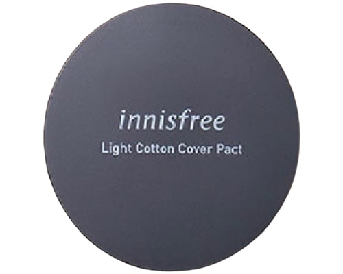 Innisfree Light Cotton Cover Pact