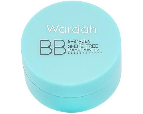Bedak Halal Untuk Kulit Berminyak, Wardah Everyday Shine Free BB Loose Powder