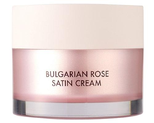 Moisturizer Yang Mengandung Vitamin C, Heimish Bulgarian Rose Satin Cream