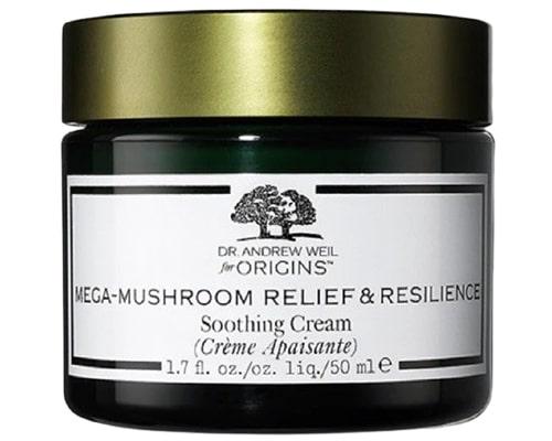 Moisturizer Yang Mengandung Vitamin C, Origins Mega Mushroom Relief and Resilience Soothing Cream
