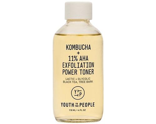 Youth To The People Kombucha 11% AHA Exfoliating Power Toner